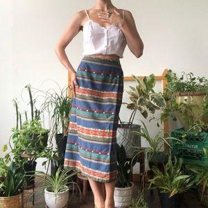Southwest Horizon skirt